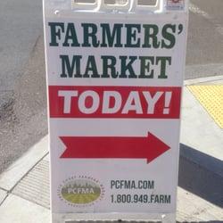 Kaiser Permanente South San Francisco Farmers Market - Farmers ...