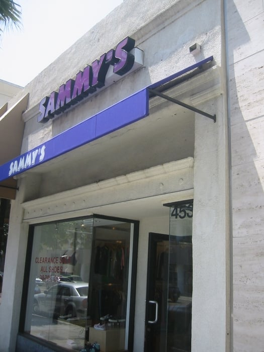 Sammy's Sports: 453 N Beverly Dr, Beverly Hills, CA