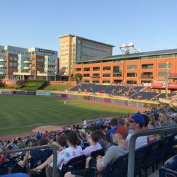 Photo Of Durham Bulls Athletic Park Dbap Nc United States