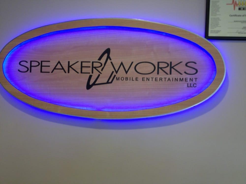 Speaker Works Mobile Entertainment, Inc: 205 S Berkeley Blvd, Goldsboro, NC