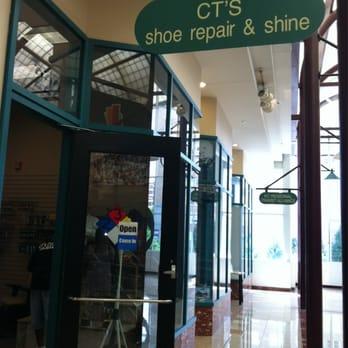 Ct S Shoe Repair Shine Kansas City Mo