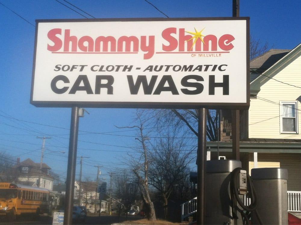 Shammy-Shine Automatic Carwash