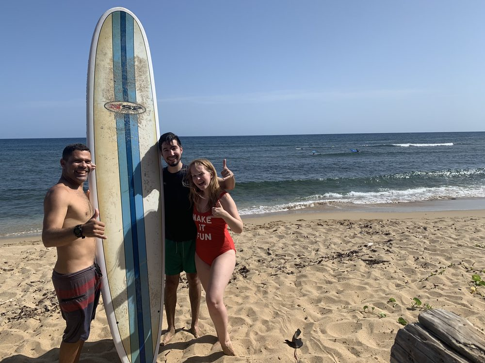 Surfing Lessons Puerto Rico: Carretera 4413 Km 0.3, Rincón, PR