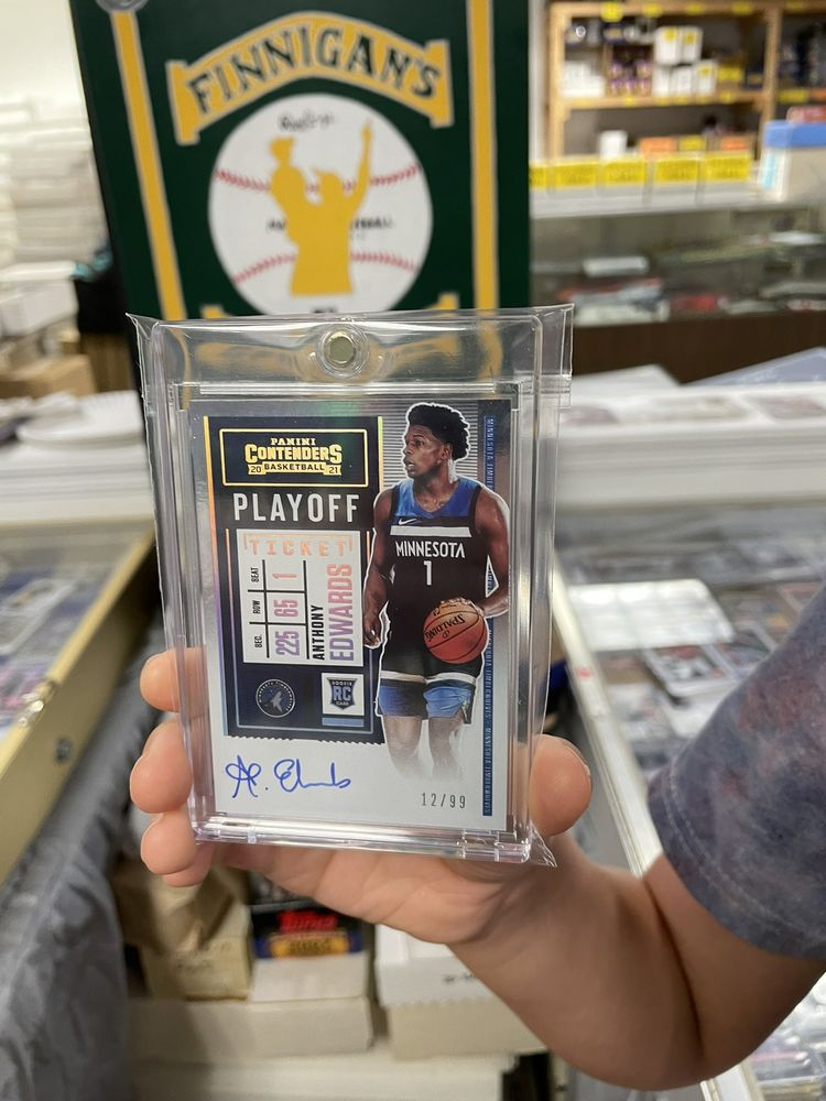 Finnigan's Sportscards: 1593 Central Ave, Colonie, NY