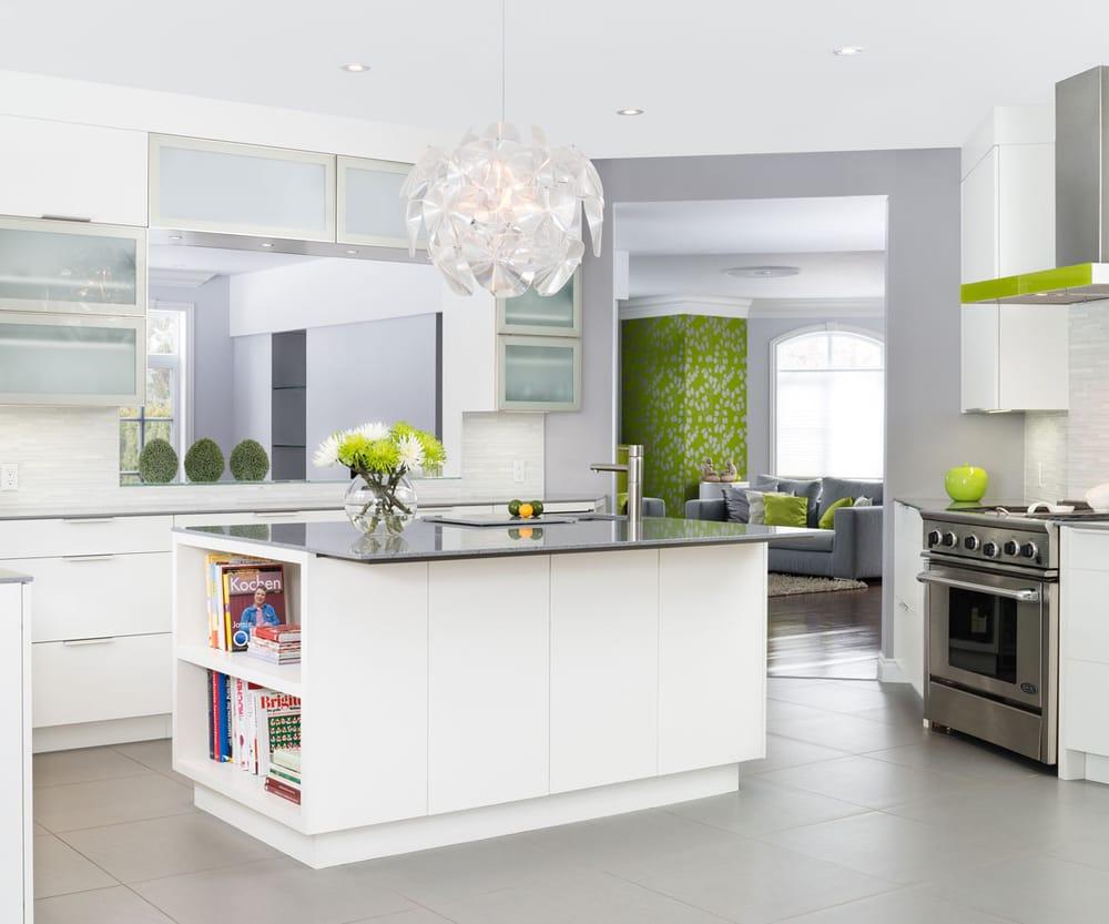 Lys e cuisines et salles de bains cuisine salle de for Cuisine et salle de bain laval