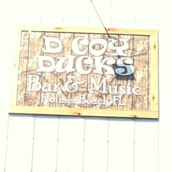 Dcoy Ducks Holmes Beach Fl