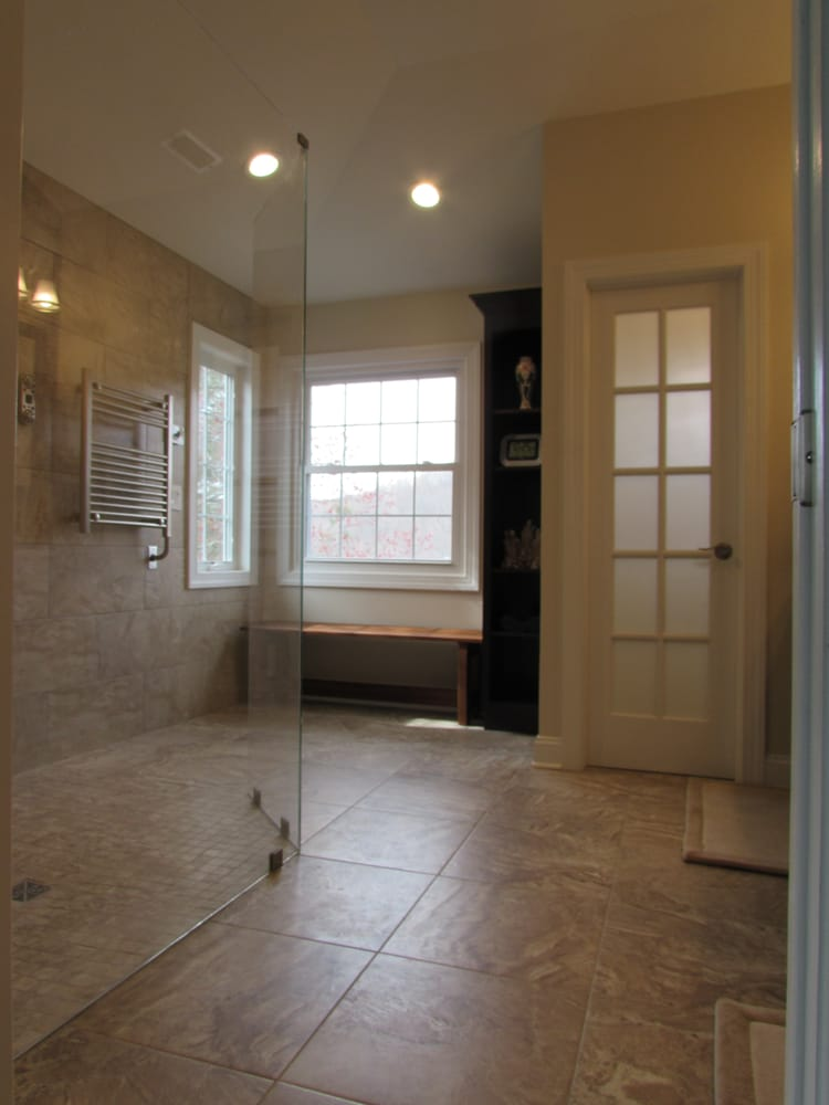 Charmant Photo Of Talon Construction   Frederick, MD, United States. Bathroom Remodel  By Talon