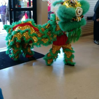 Photo Of A Mart Asian Grocery   Madison, WI, United States. Lion