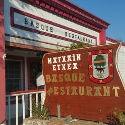 The Basque Restaurant San Juan Bautista