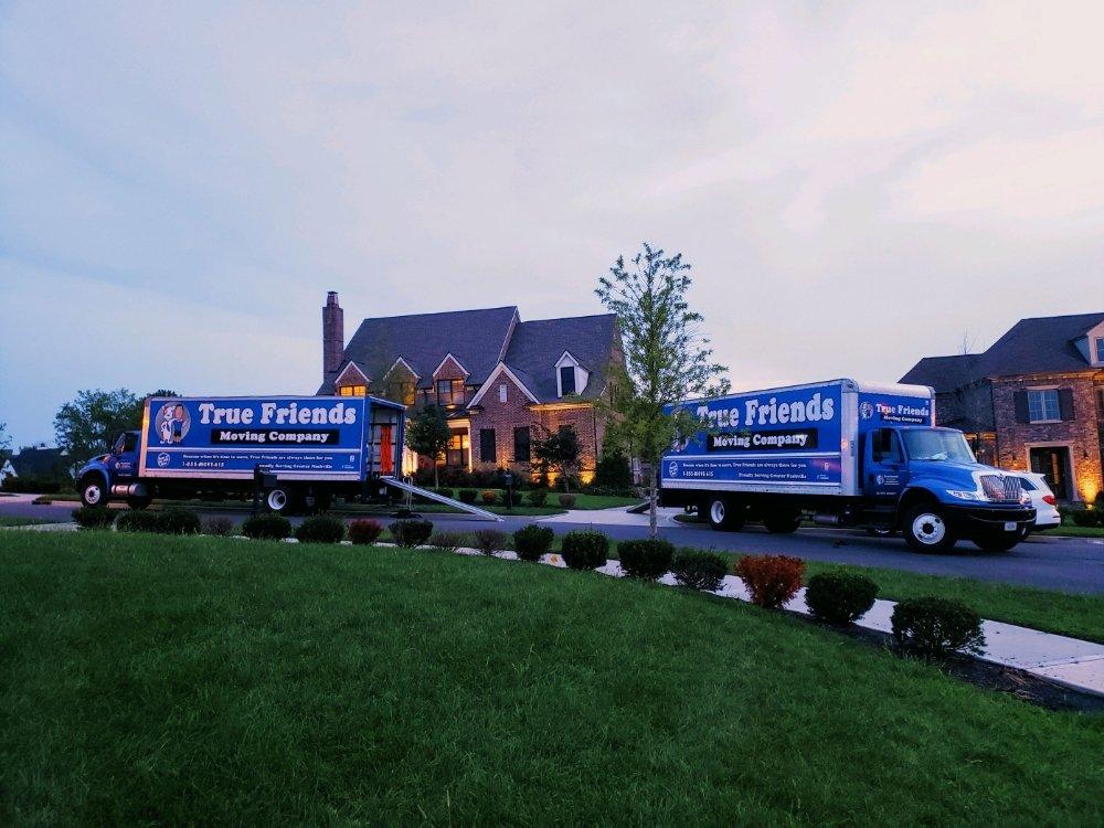 True Friends Moving Company: 3606 Old Hickory Blvd, Nashville, TN
