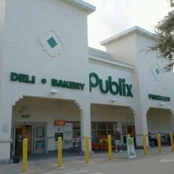 Publix Super Market At Granada Plaza logo