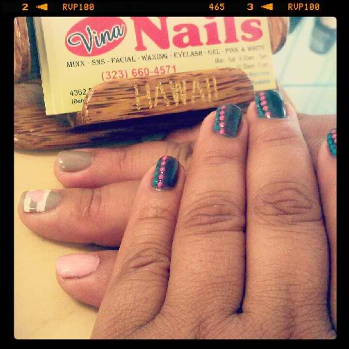 Mobile Nail Salon Los Angeles: Photos For Vina Nails