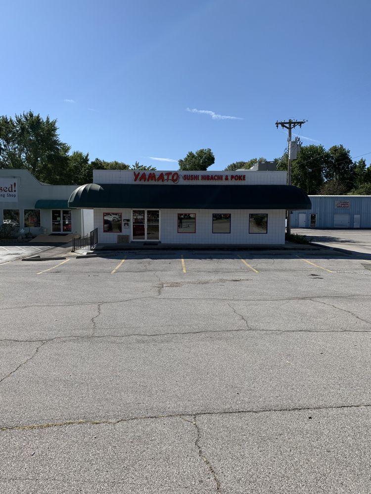 Yamato Sushi Steak House Of Henderson: 1307 US Hwy 79N, Henderson, TX