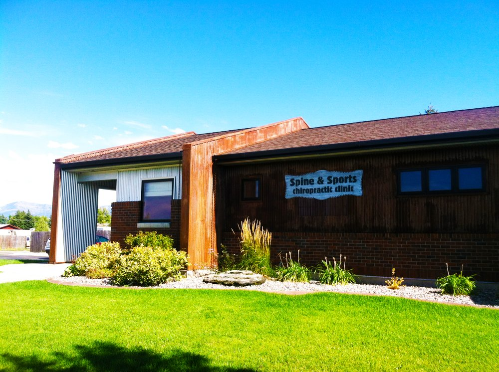 Spine & Sports Chiropractic Clinic: 321 W Main St, Belgrade, MT