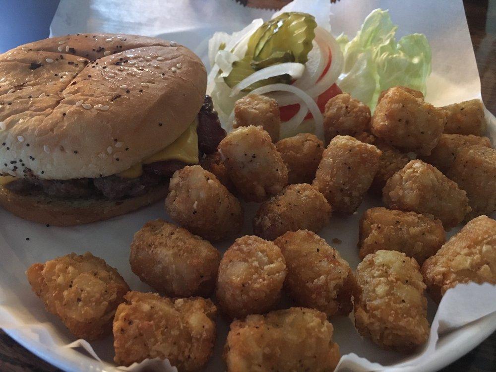 Crazy Mule Food & Brew: 106 S Main St, Greensburg, KS
