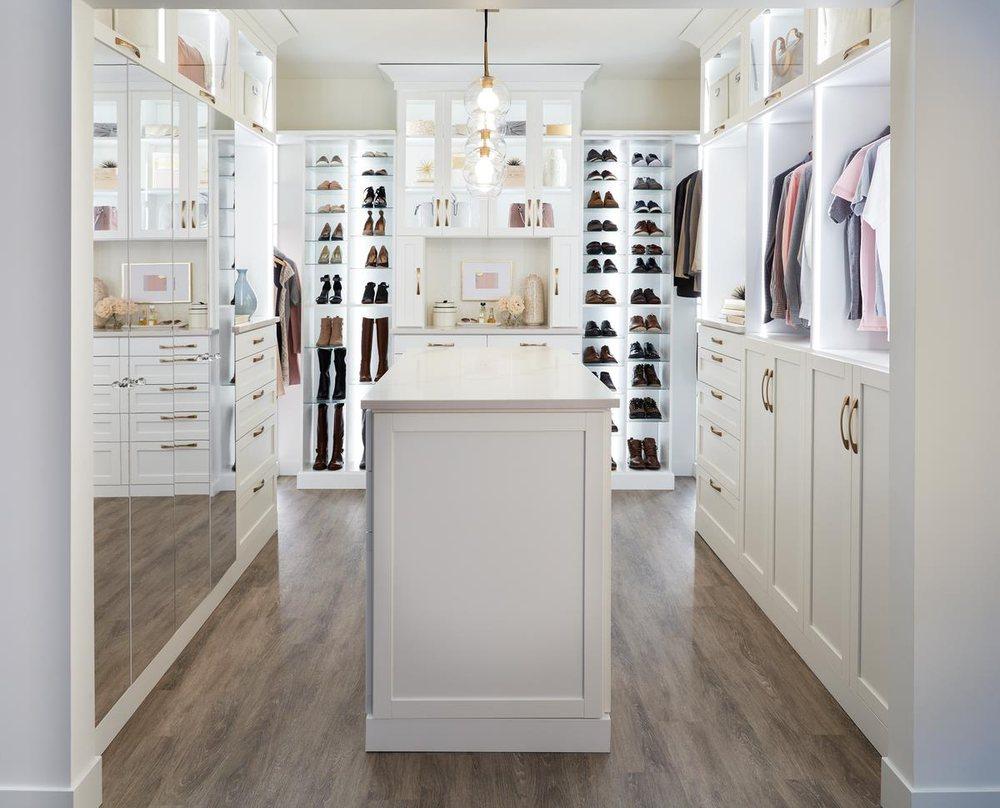 Inspired Closets Vermont: 17 Echo Pl, Williston, VT