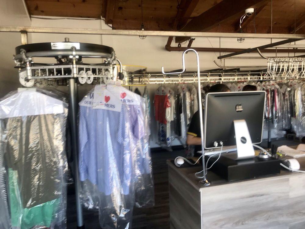 Bernard's Cleaner: 696 Fremont Ave, Los Altos, CA