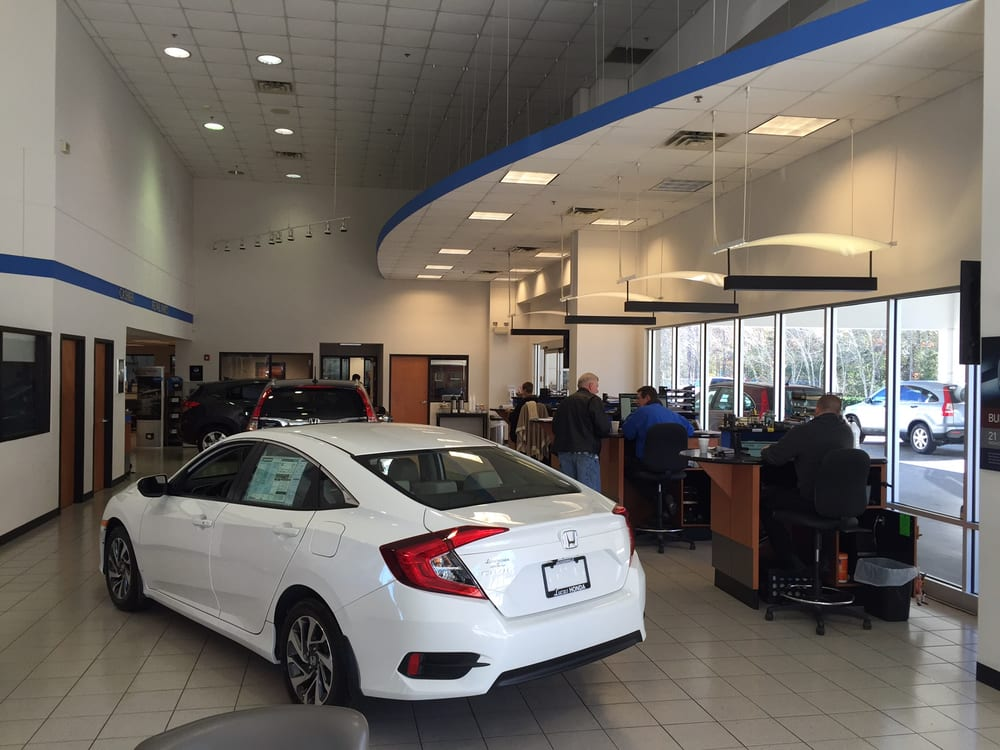 Honda Dealership Jacksonville Fl >> Lucas Honda Of Jacksonville 26 Photos 32 Reviews Car