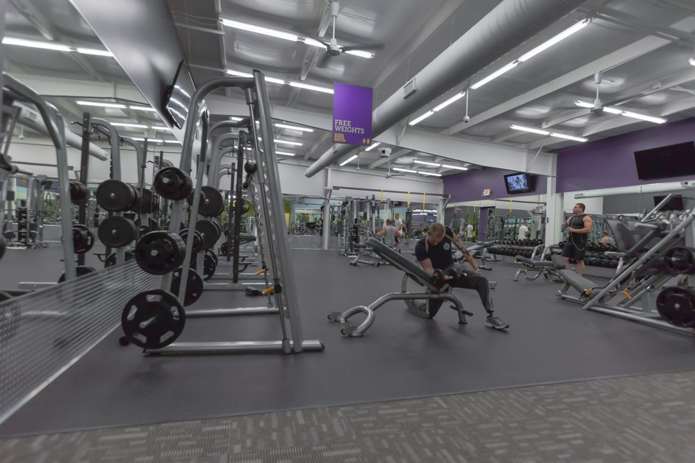 Anytime Fitness: 821 Brown School Rd, Evansville, WI