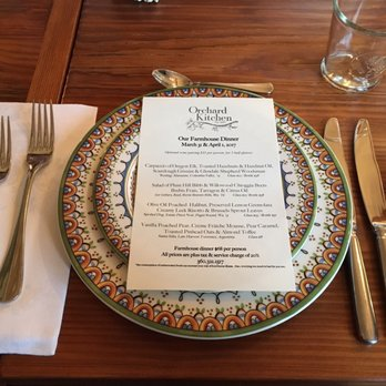 photo of orchard kitchen langley wa united states - Orchard Kitchen