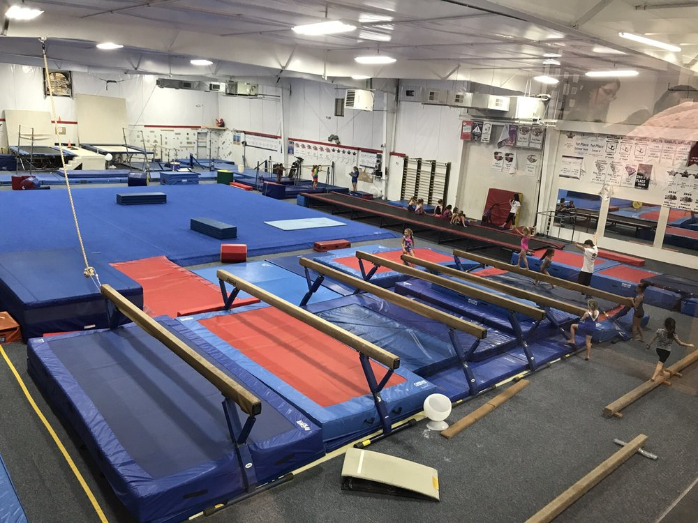 Greenville Gymnastics Training Center