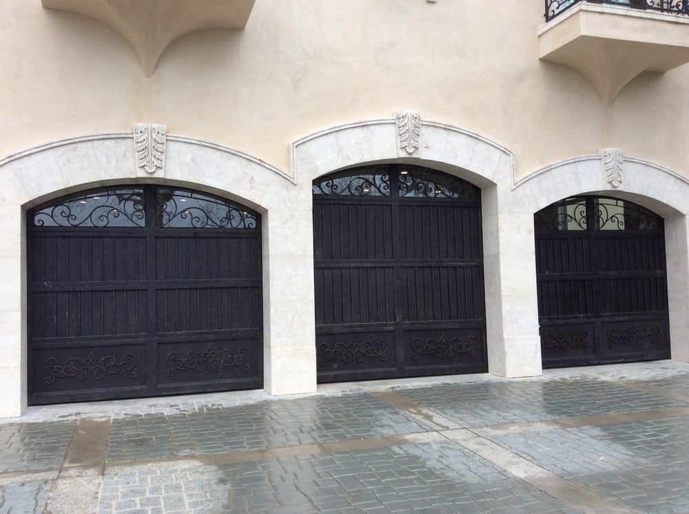 Metal garage doors gates and fences 186 photos 87 for Garage door repair oxnard