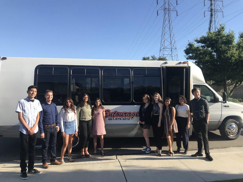 Entourage Limousine: 7850 White Ln, Bakersfield, CA