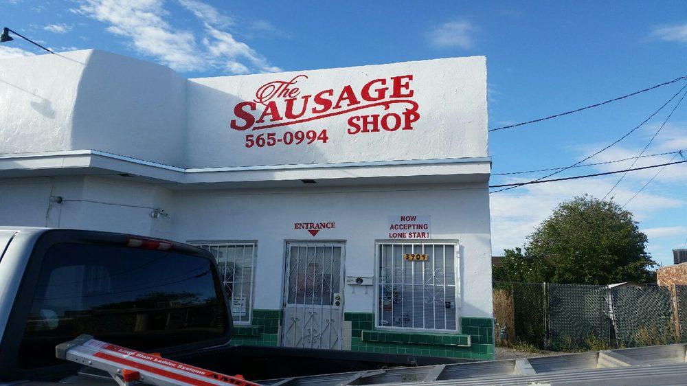 The Sausage Shop
