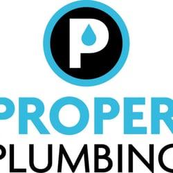 Proper plumbing plomeros 4179 wolff st northwest for Plumbing 80249