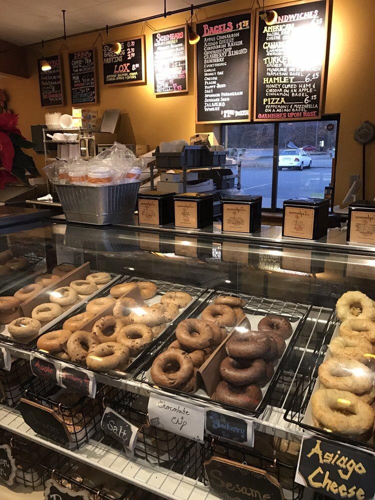 MorningSide Bagels: 10848 Maumelle Blvd, North Little Rock, AR