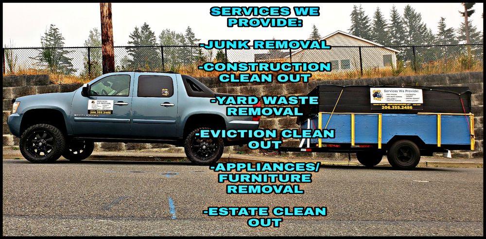 Dump That JunK: Bonney Lake, WA