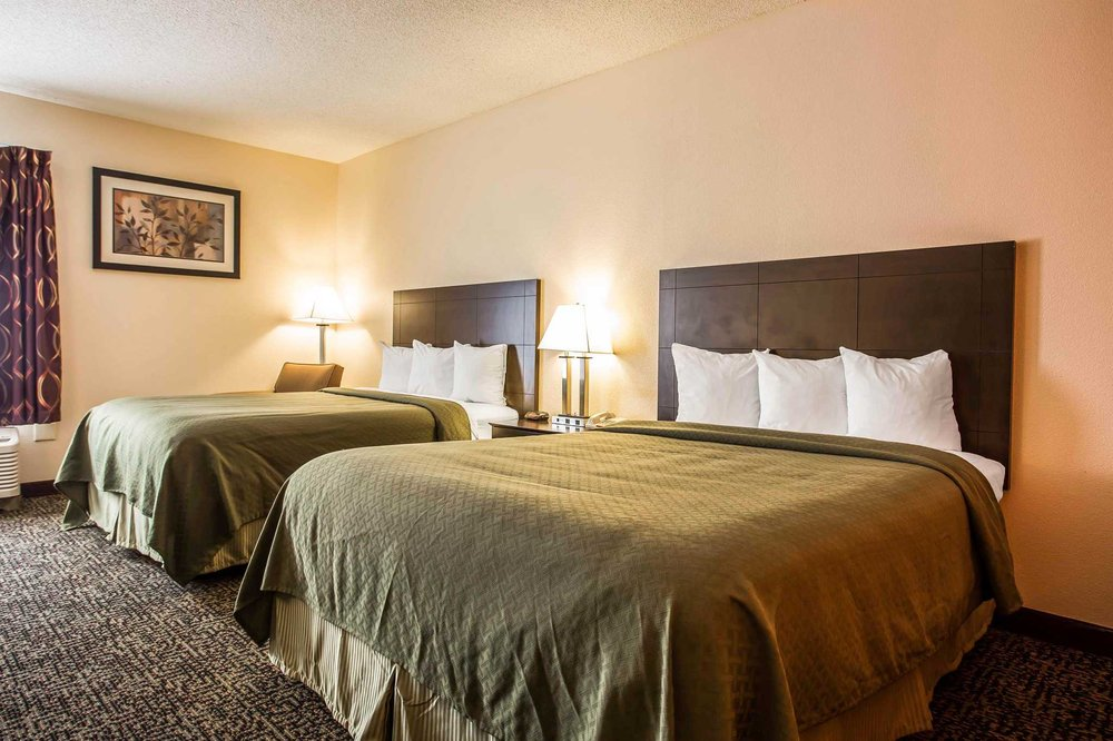 Quality Inn: 315 N Duncan Bypass, Union, SC