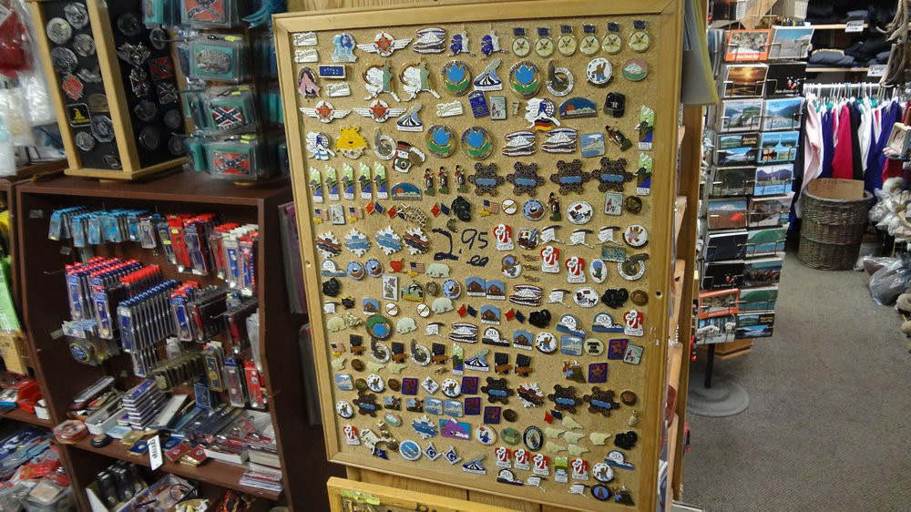 The Craft Market Gift Shop: 401 5th Ave, Fairbanks, AK