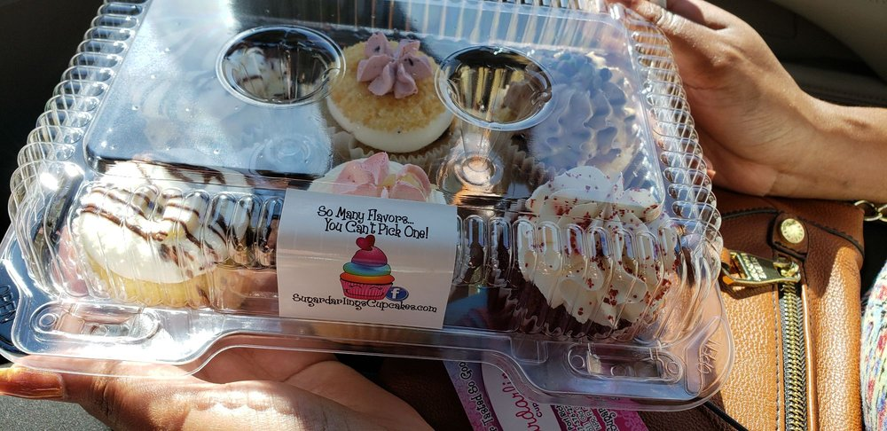 Sugardarlings Cupcakes: 11751 N Dale Mabry Hwy, Greater Carrollwood, FL