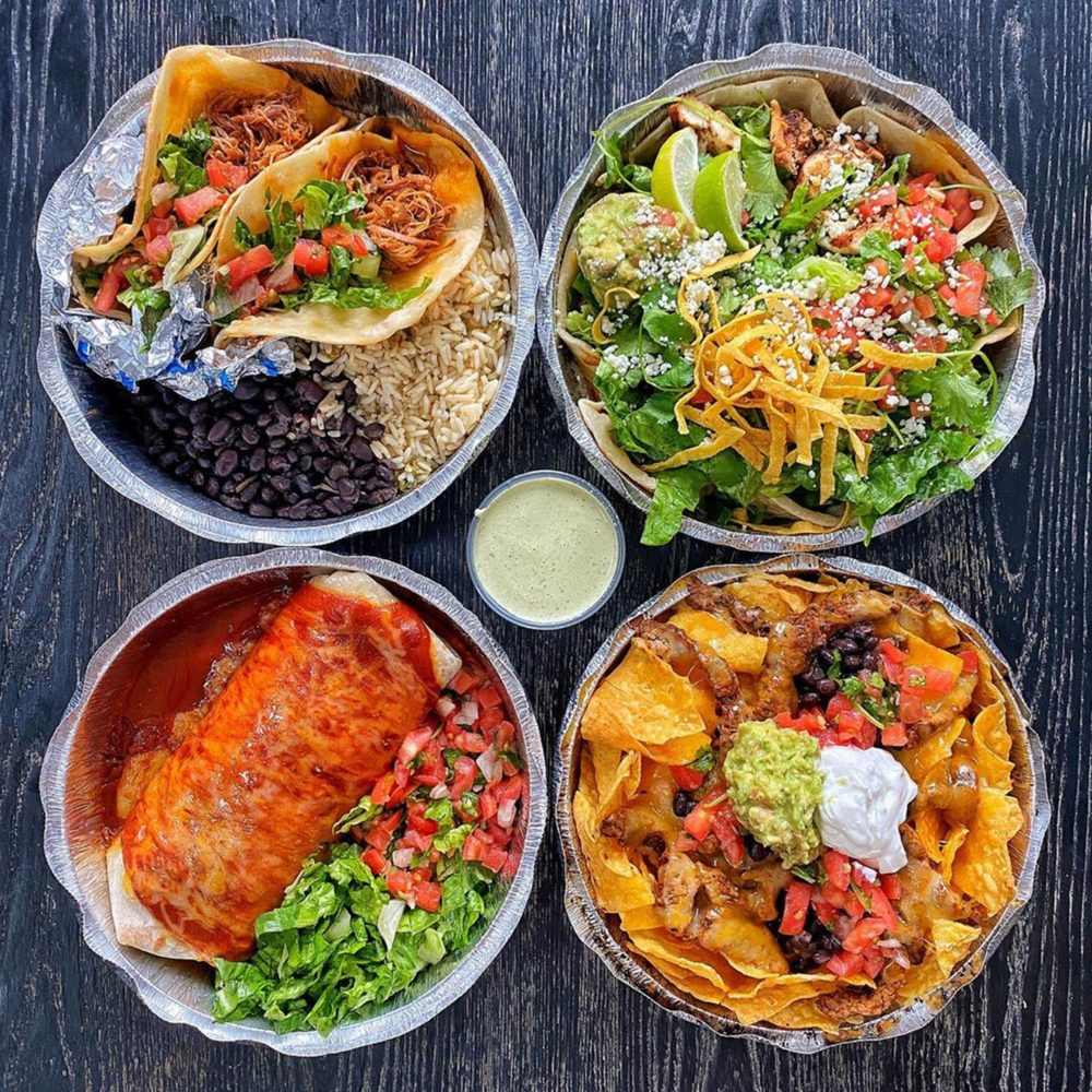 Cafe Rio Mexican Grill: 791 S 930th W, Payson, UT