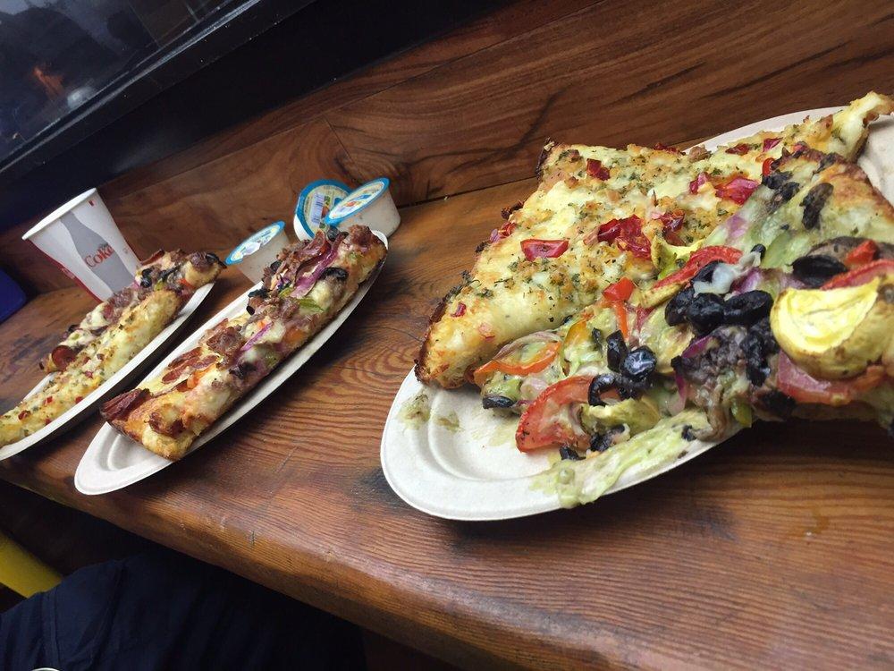 Photo of Nicos Sicilia Pizza: San Francisco, CA