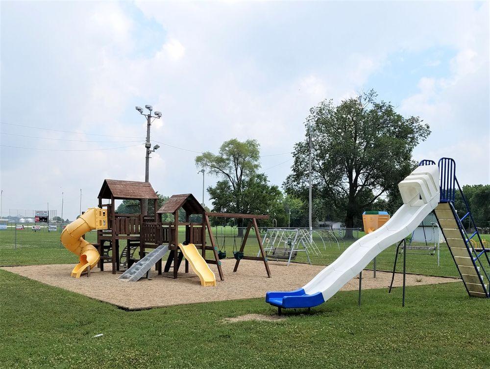 Jackson Township Park: 251 E James St, Camden, IN