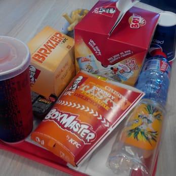Kfc Fast Food D40e1 Hnin Beaumont Pas De Calais France
