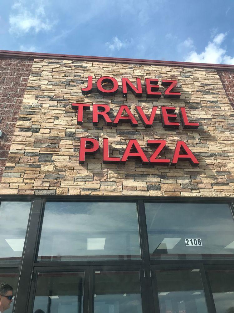 Jones Travel Mart