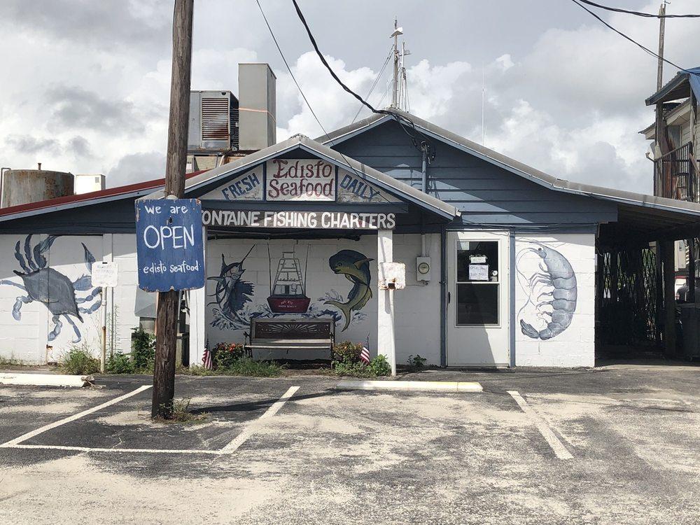 Edisto Seafood: 3729 Docksite Rd, Edisto Island, SC