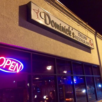 Photo Of Dominicks Italian Restaurant Oxnard Ca United States Front In The