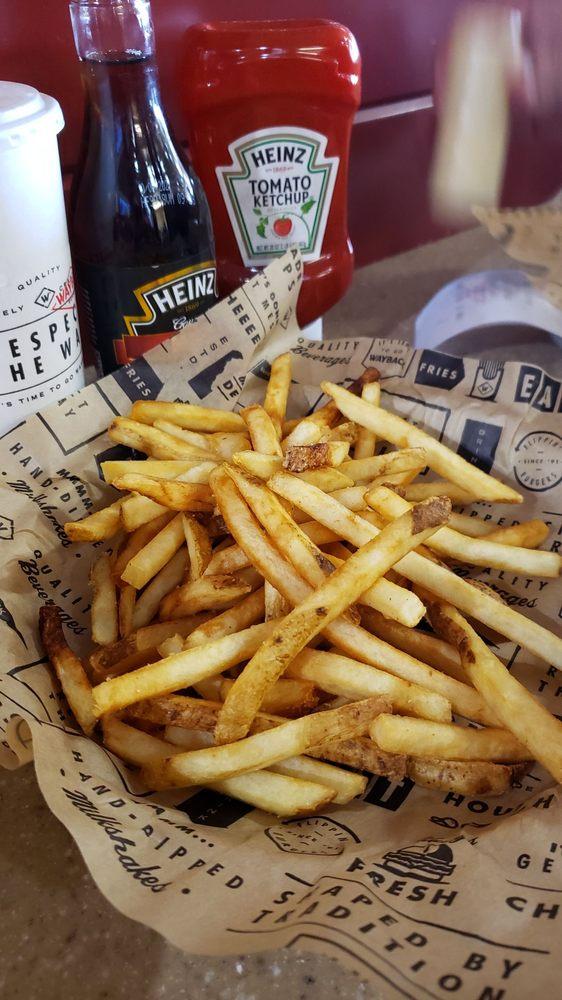 Wayback Burgers: 112 E Glennwood Ave, Smyrna, DE