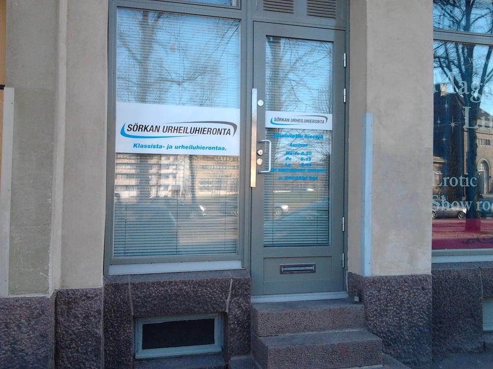 puhelinnumero hieronta incall sisään Helsinki