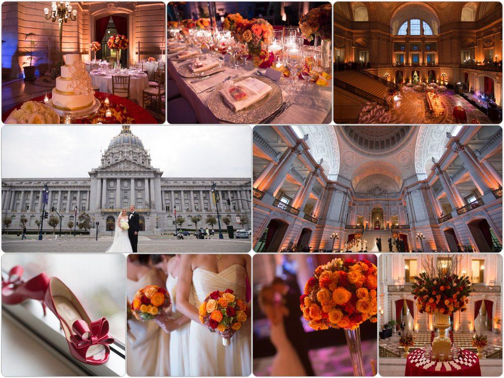 Tosca Productions Wedding San Francisco City Hall Photo Courtesy