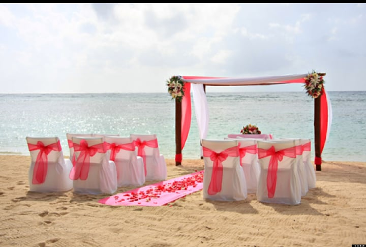 Port A Beach Weddings: 230 Cut Off Rd, Port Aransas, TX