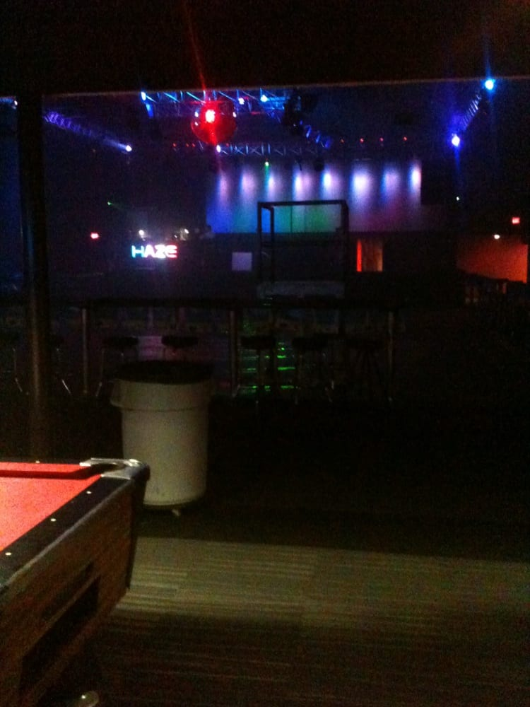 Haze Nightclub: 9379 E 46th St, Tulsa, OK