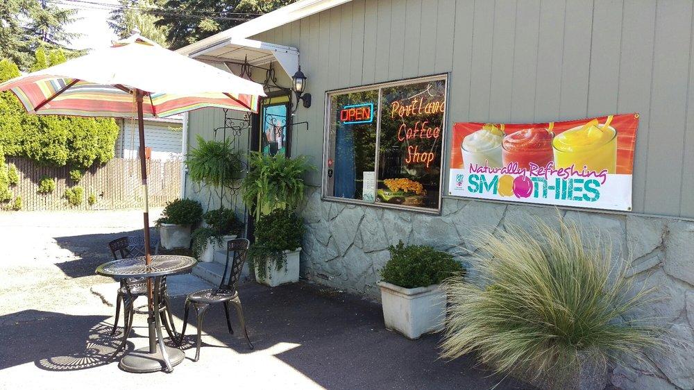 Portland Coffee Shop