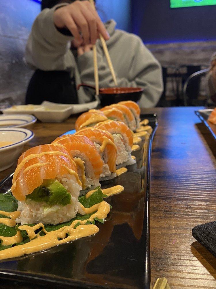 Zero Ramen and Sushi