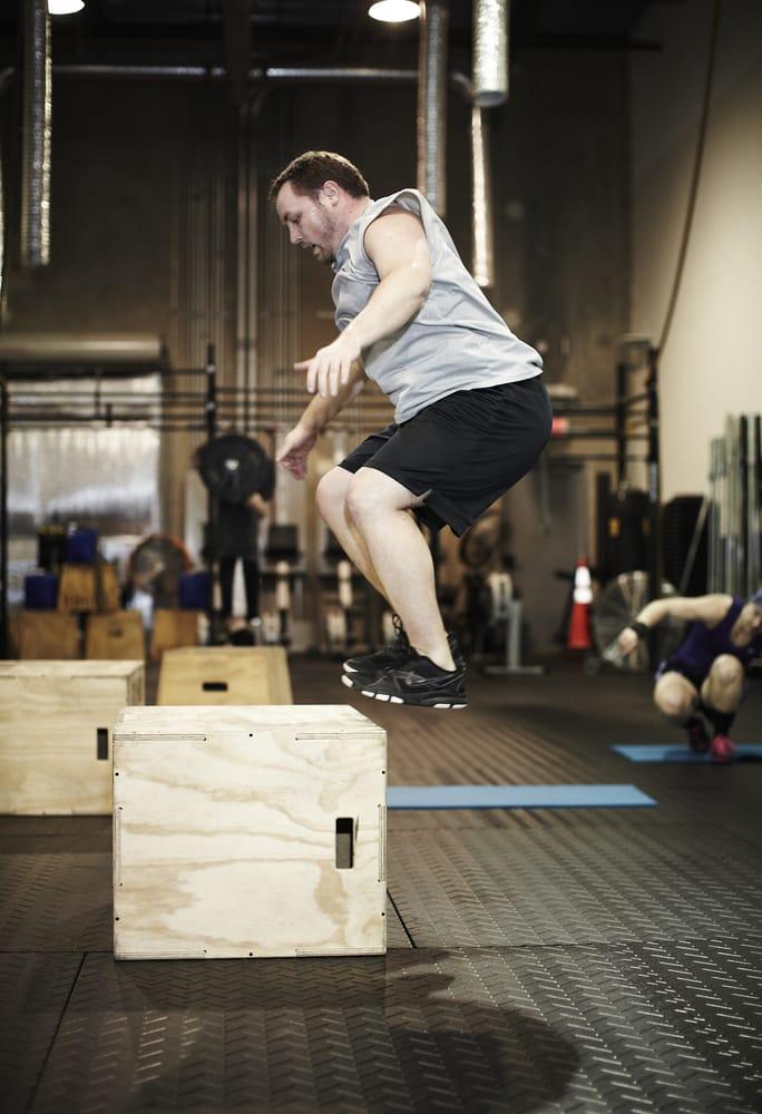 Bull Run CrossFit