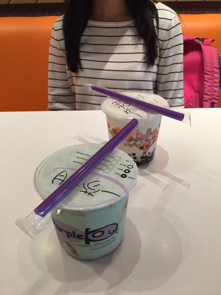 Photo Of Purple Kow San Francisco Ca United States Front To Back
